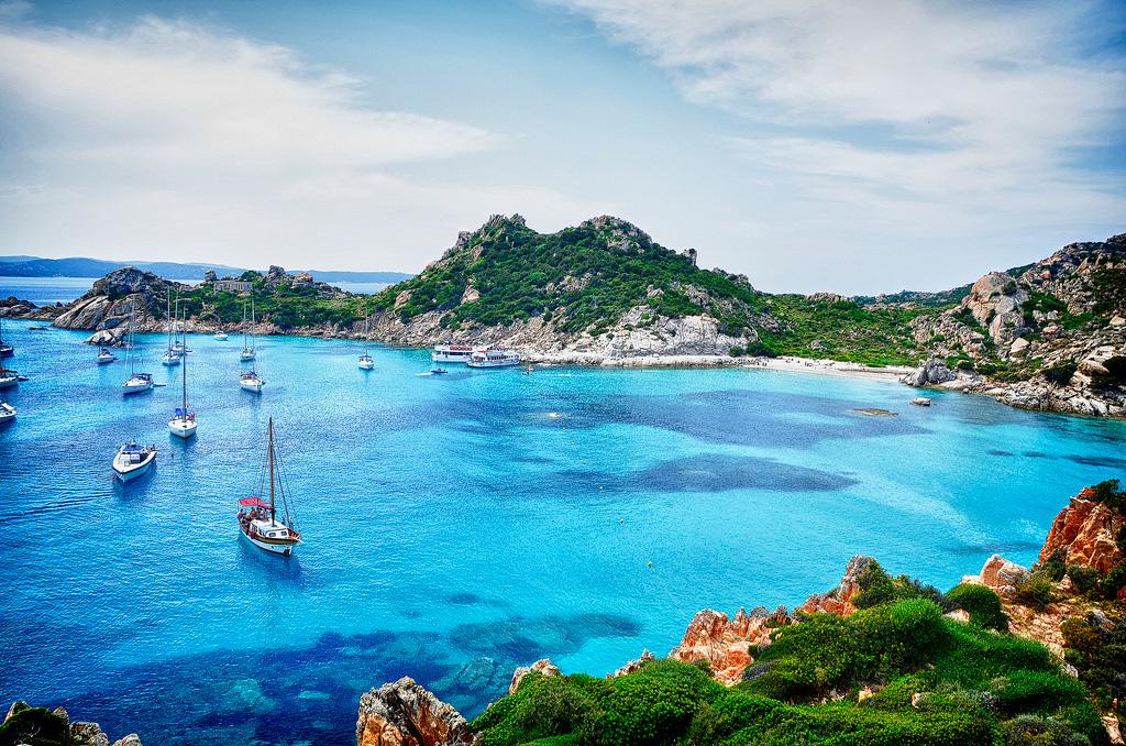 побережья сардинии картинки пришла