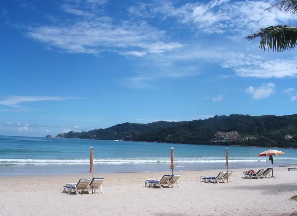 Пляж патонг фотографии