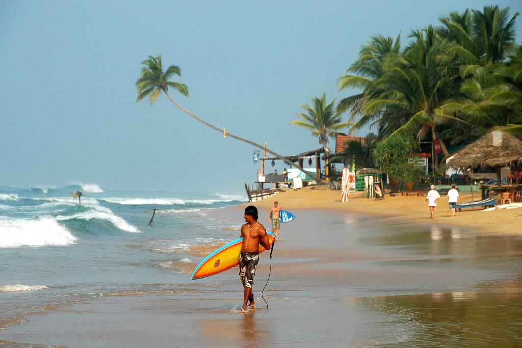 шри ланка фото пляжи