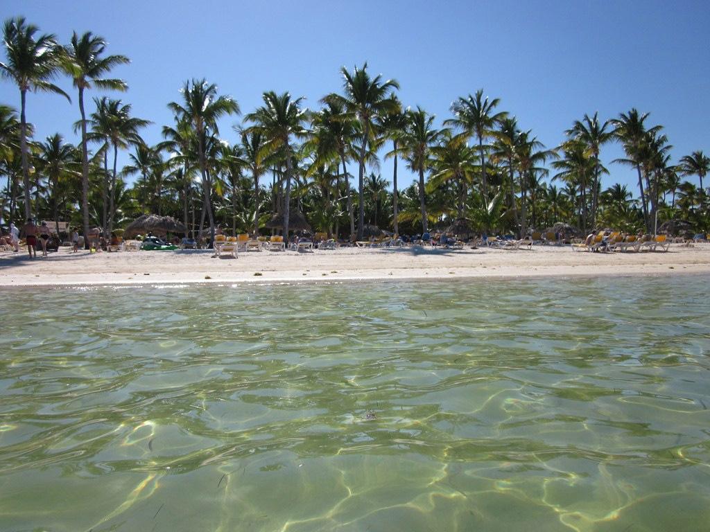 пляж баваро доминикана фото каширском районе