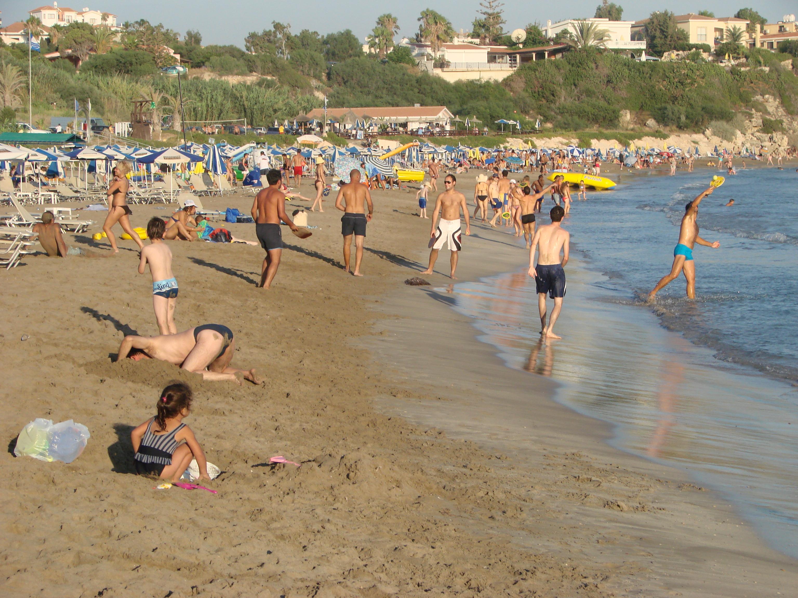 Лучшие пляжи пафоса кипр фото