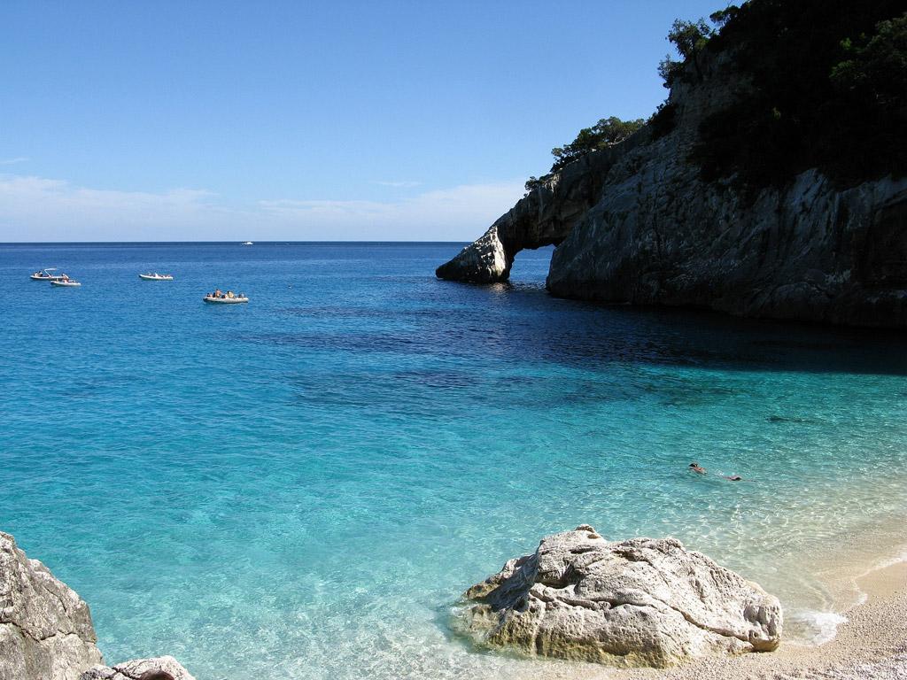Пляжи италии картинка