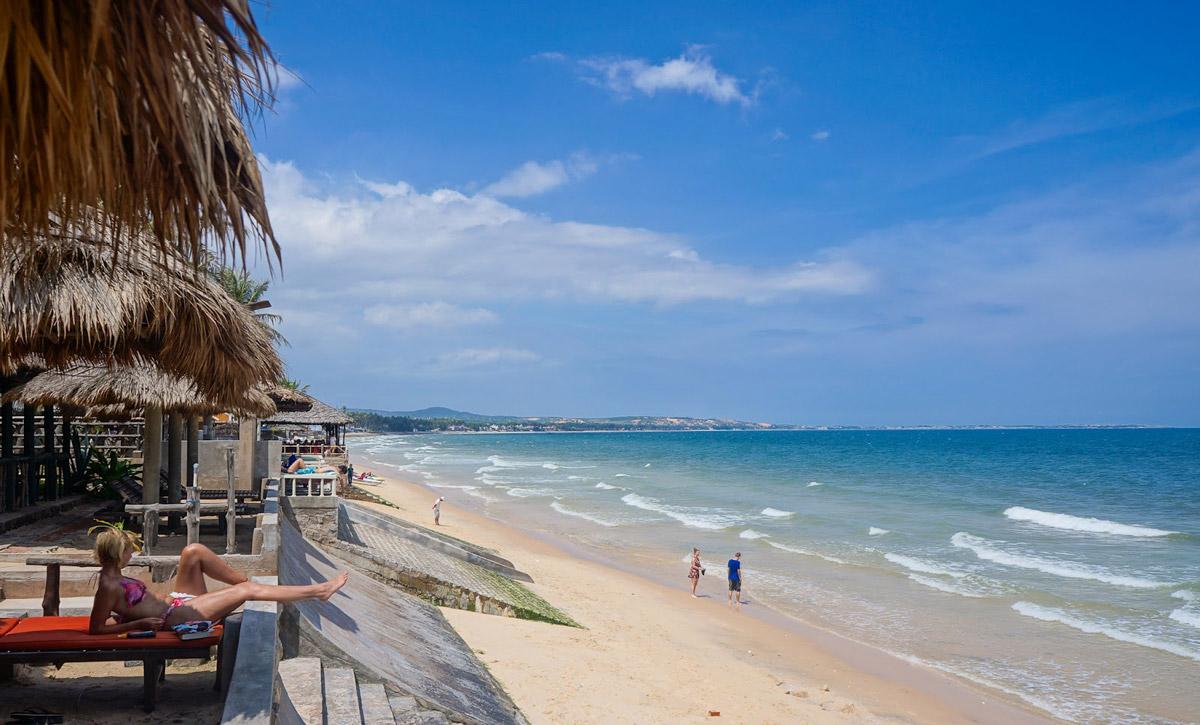 Самые красивые пляжи Вьетнама: фото