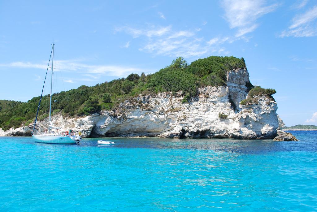 Фото с пляжей в греции 78