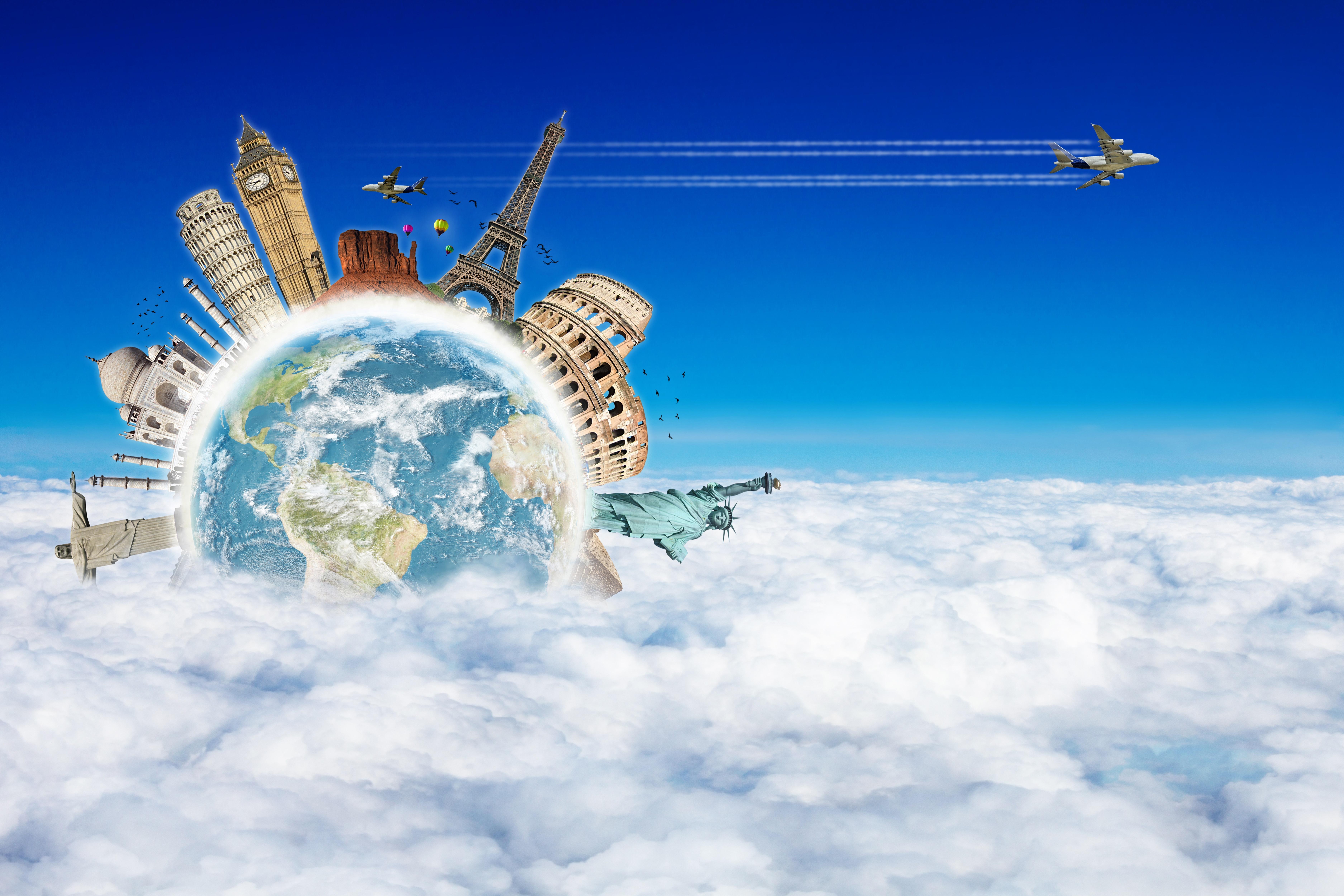 Электронный билет Travelru Транспорт Авиабилеты