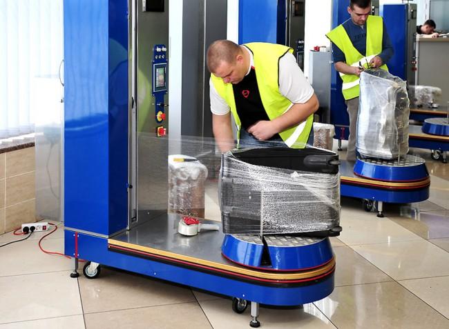Авиакомпания слабит надежность ради сохранность регистрируемого багажа