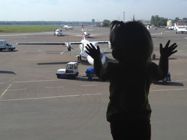 Длительное ожидание посадки на рейс