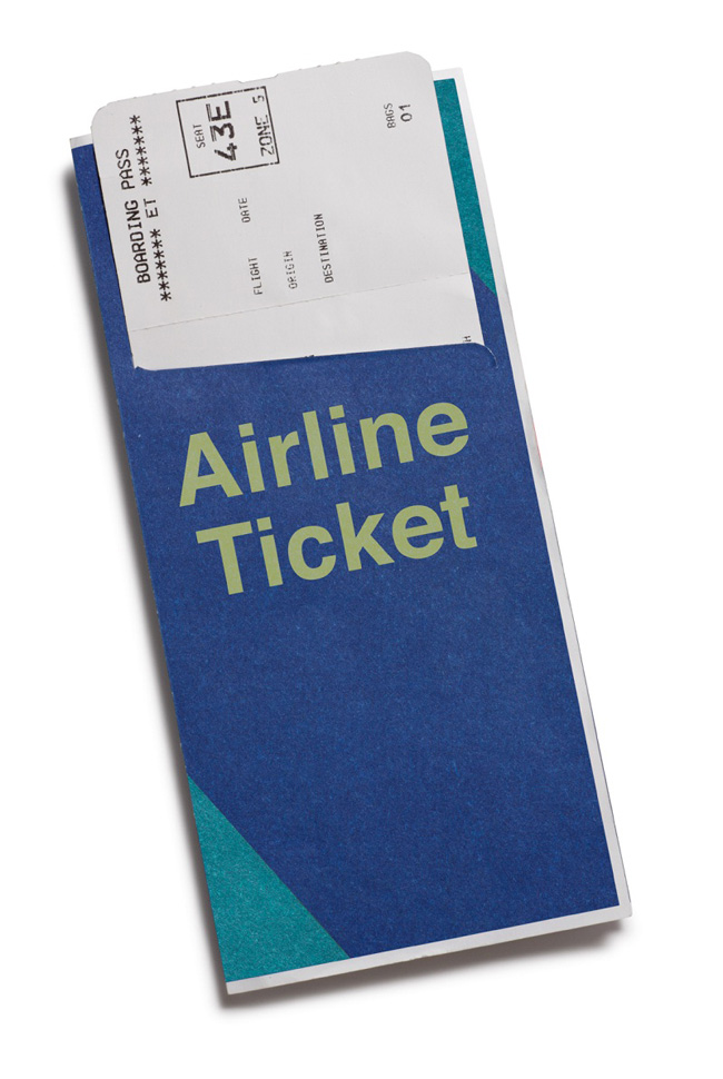 Привычные бумажные авиабилеты (по сравнению с электронными) имеют массу недостатков