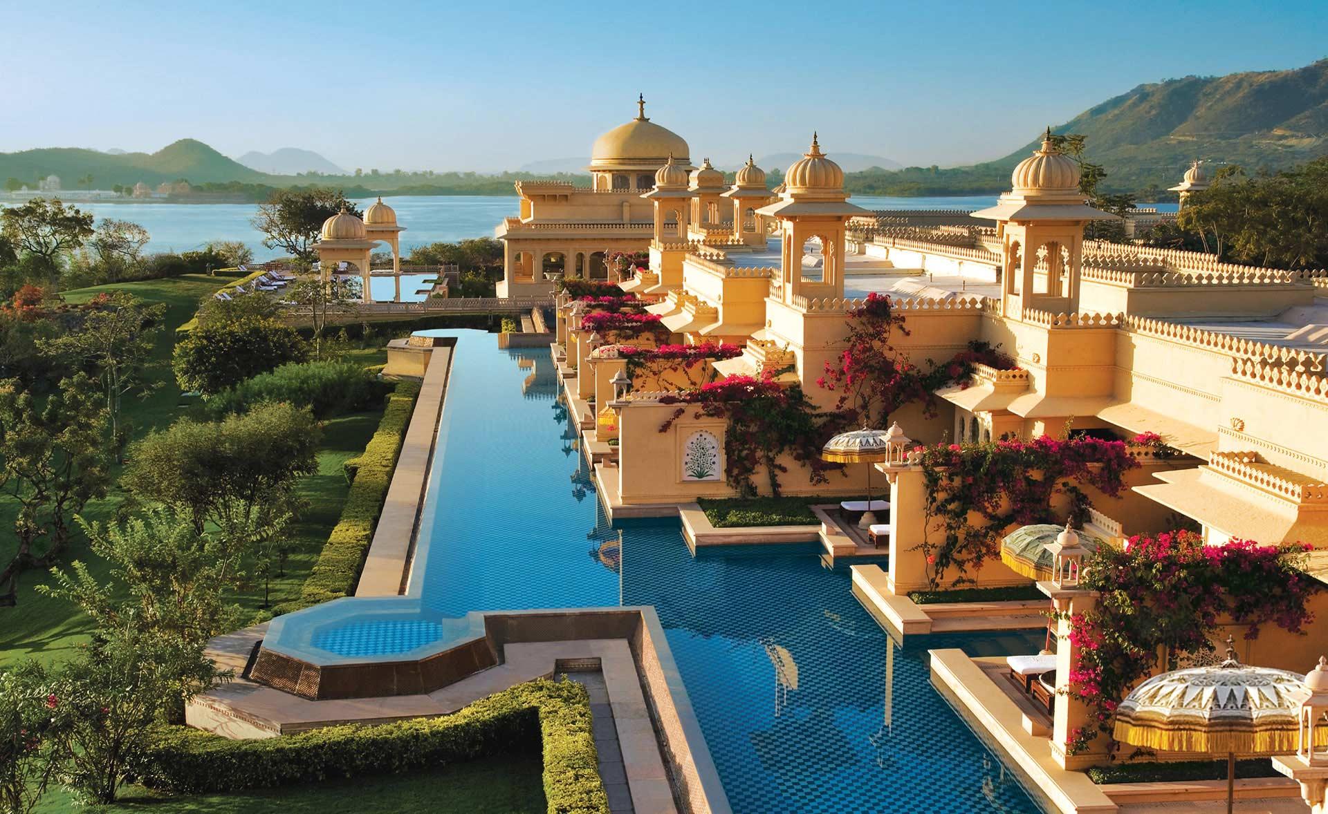 спа отели индии