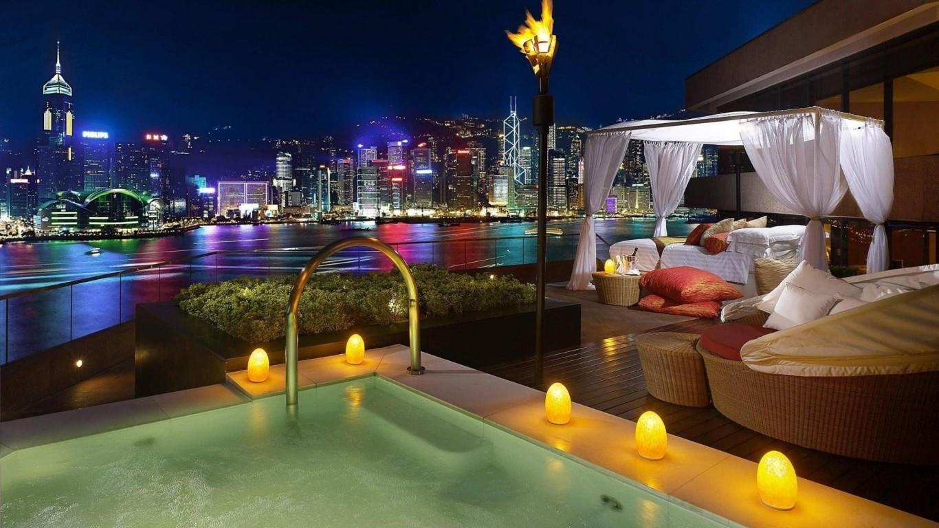 фото самые красивые отели мира