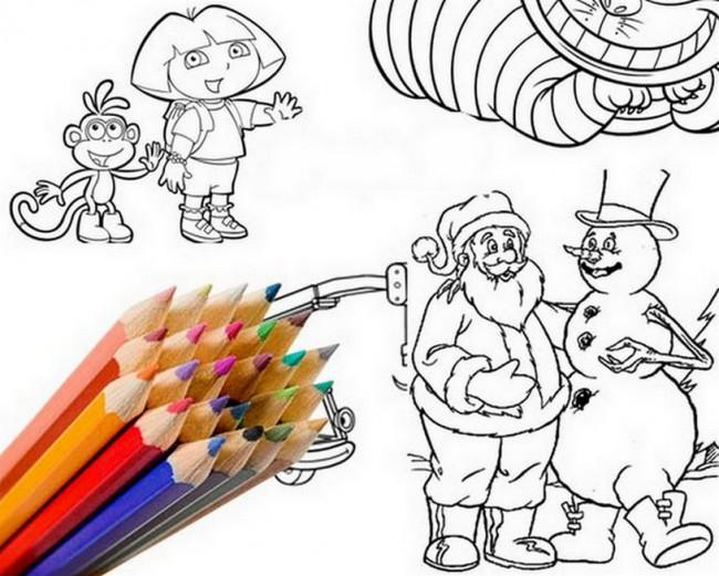 В некоторых авиакомпаниях детям выдают наклейки и раскраски с карандашами] [фото 12   Во время взлета и посадки желательно дать ребенку конфету или жвачку