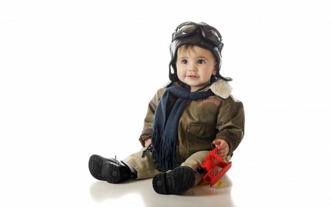 Ребенок воспринимает перелет как незабываемое приключение