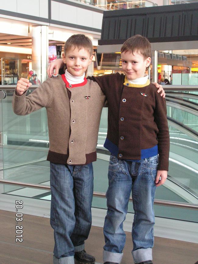Дети 2-12 лет могут лететь без сопровождения
