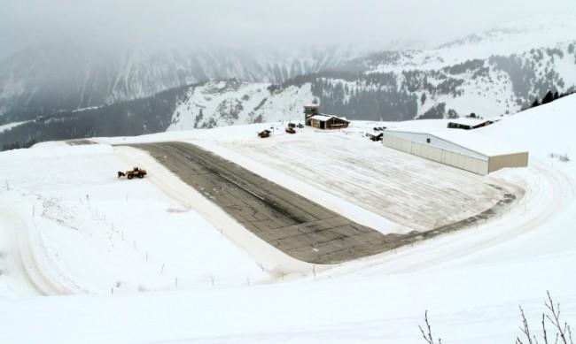 Аэропорт от которого бросает в холодный пот, в прямом и переносном смысле