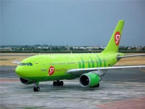 Авиакомпания Сибирь S7