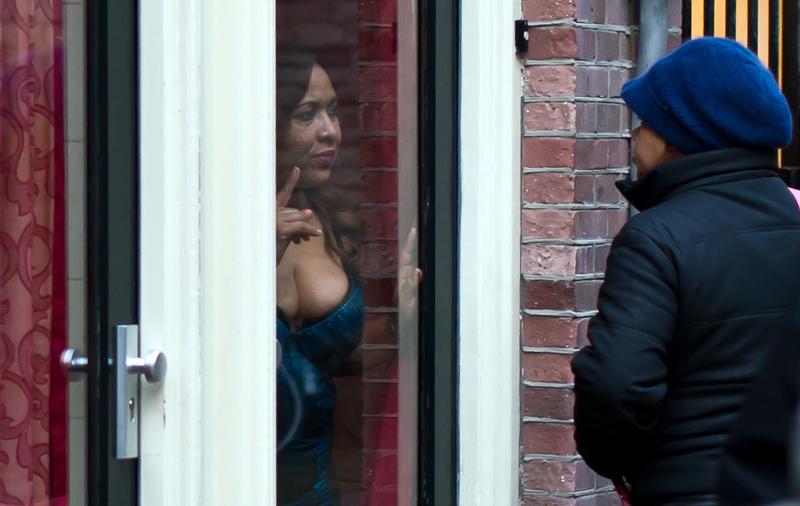 цена проституток в амстердаме