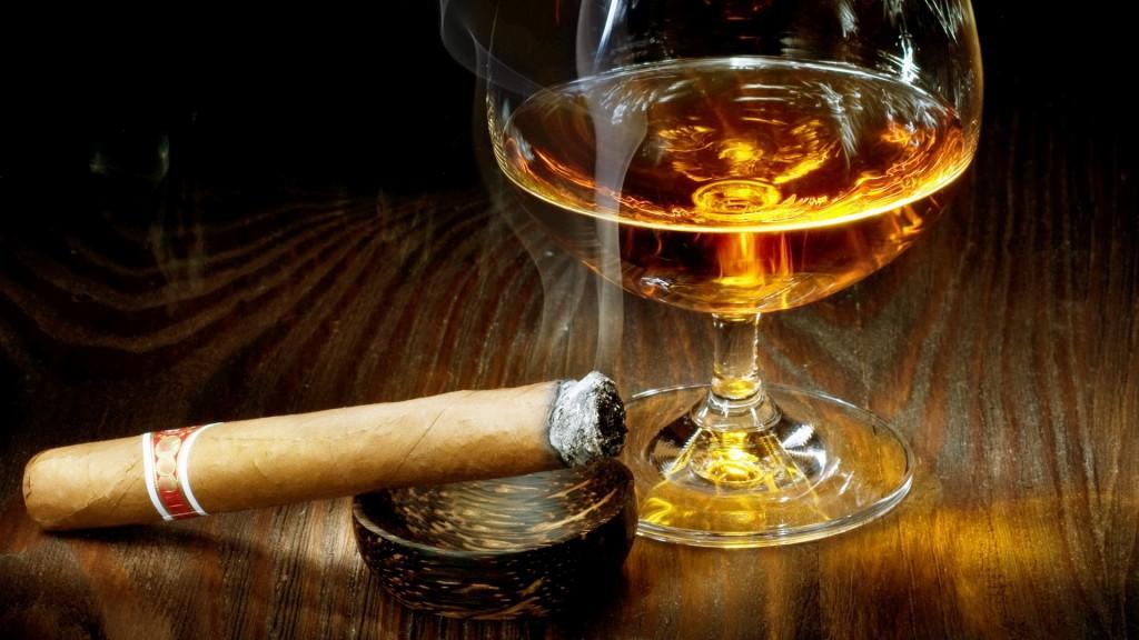 Курение и распитие алкогольных