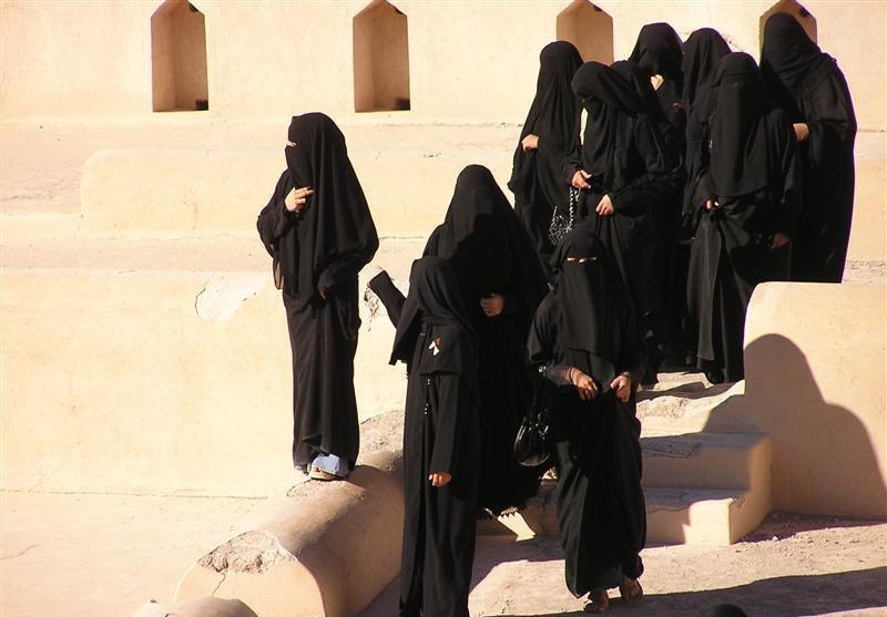 Виды секса в арабских странах