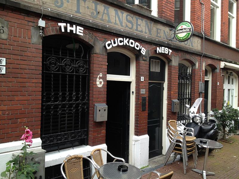 The Cuckoo's Nest, Amsterdam - Travel Gay Europe