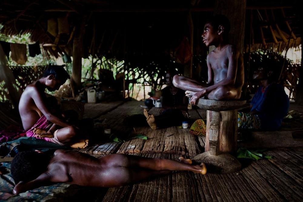 Папуасы новой гвинеей в сексе