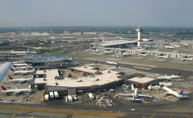 Аэропорт им. Дж. Кеннеди – главные воздушные ворота Соединенных Штатов