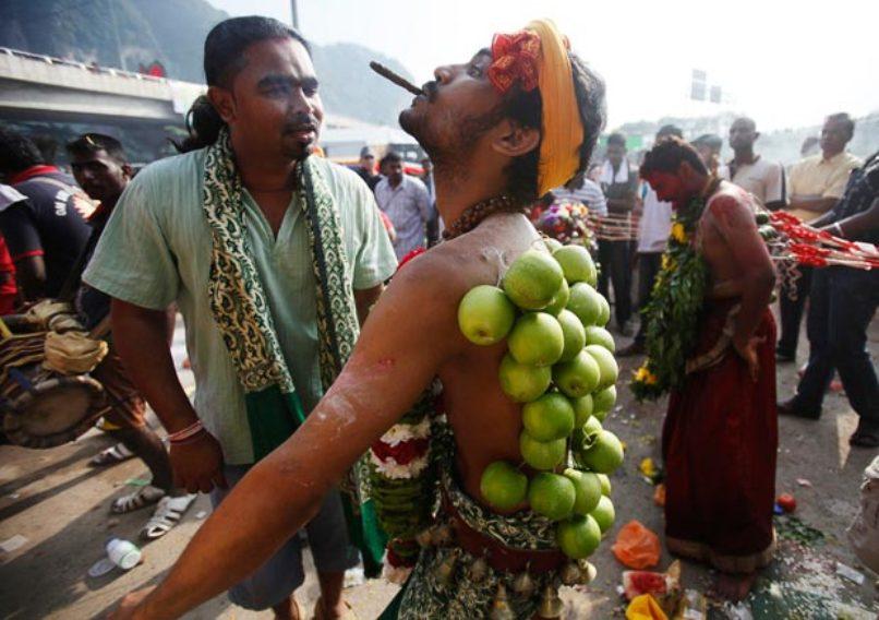 Сексуальная манера индусов