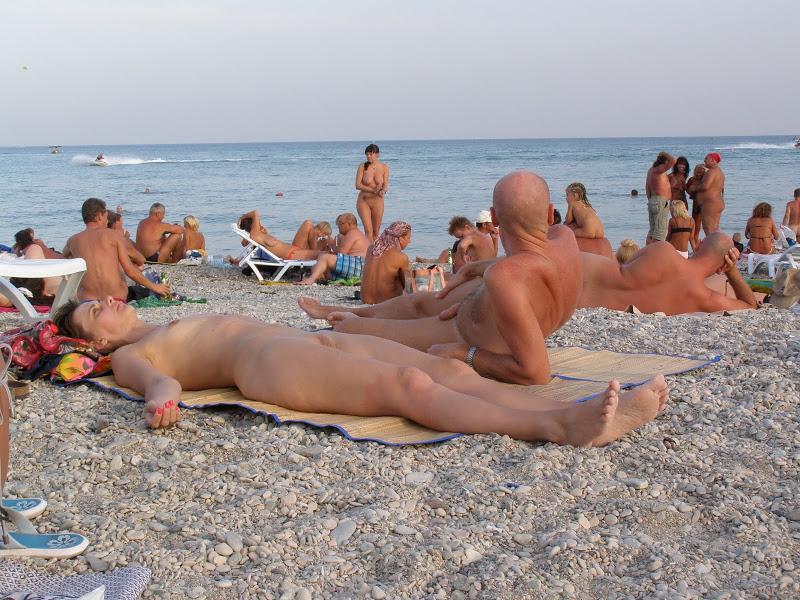 нудистских ролики пляжей с