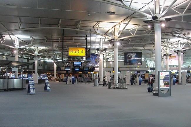Аэропорт Марселя