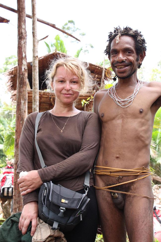 Маленькие папуасы в сексе 1 фотография