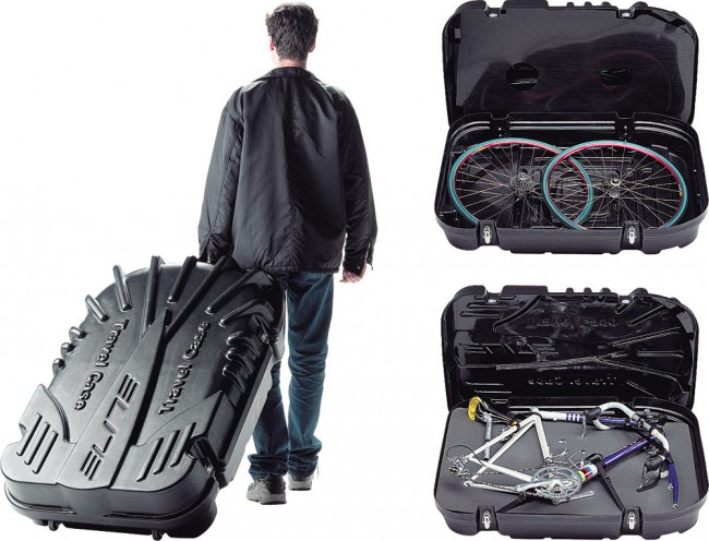 Существует несколько способов упаковки велосипеда для перелета в самолете. Самым надежным из них является перевозка велосипеда в специальном жестком кофре