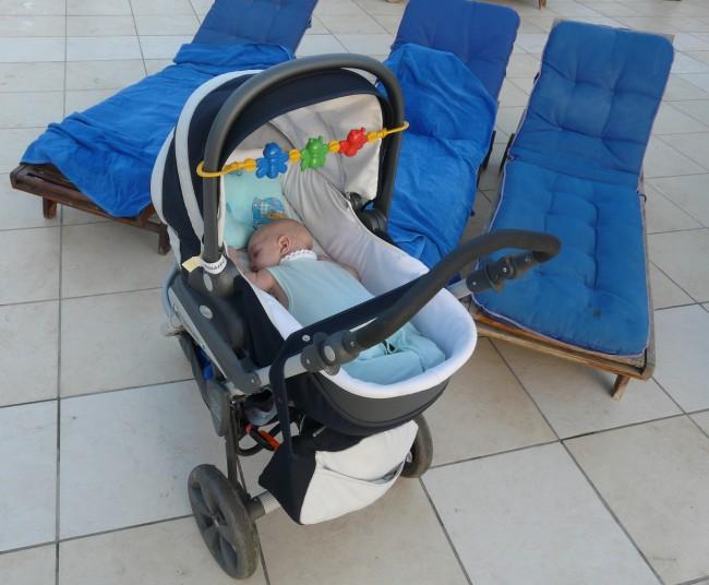 Провоз детских колясок авиакомпания победа