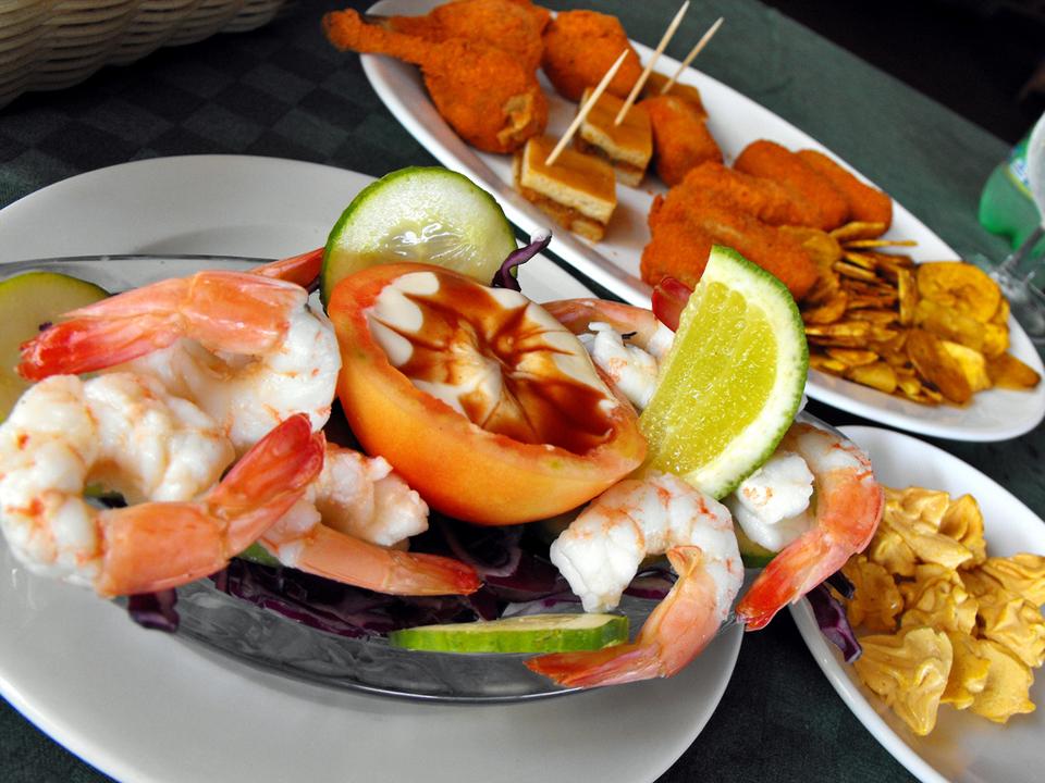 гавайские картинки еда