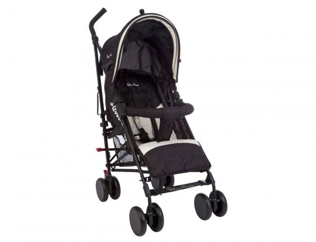 Детская коляска-трость Silver Cross Micro Truffle – идеальное решение для частой транспортировки
