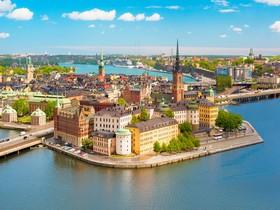 Самые дешёвые авиабилеты в Швецию от 1 378 руб, распродажа билетов на самолет и скидки на авиабилеты в Швецию